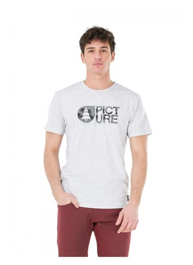 Picture Organic Tişört Gri